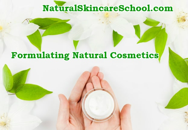 become natural cosmetic formulator