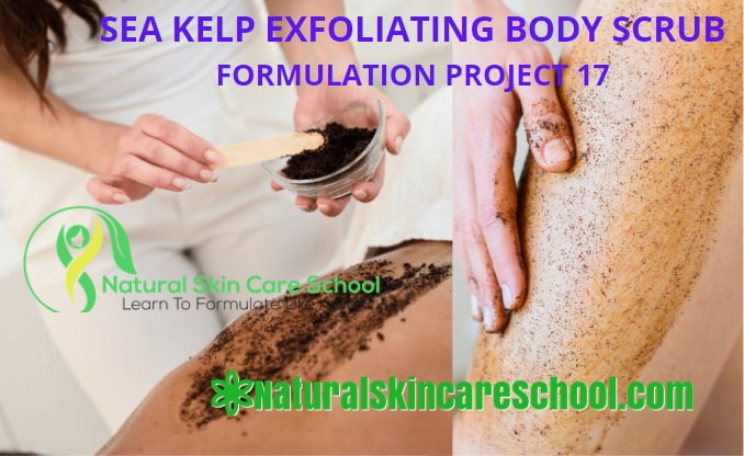 how to make exfoliating body scrub