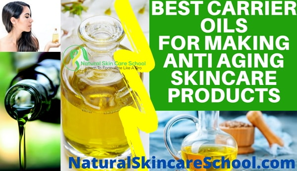 best carrier oils anti aging products