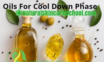 heat sensitive carrier oils