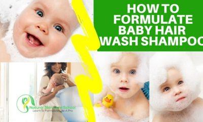 how to make baby natural shampoo