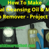 how to make hydrating facial cleansing oil makeup remover
