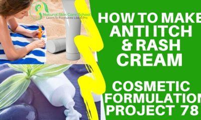 how to make anti rash cream