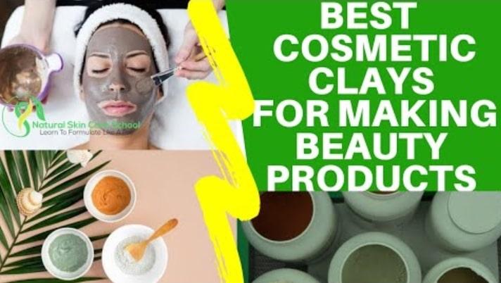 best cosmetic clays exfoliants