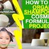 how to make organic shampoo bars