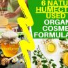 natural humectants organic cosmetic formulation