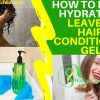 how to make leave in hair conditioner