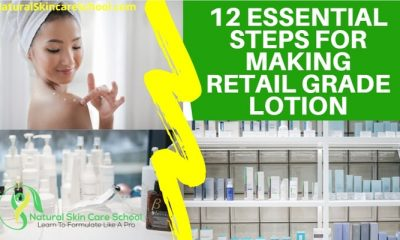 how to make retail grade lotion