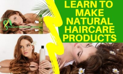 how to make natural hair products courses
