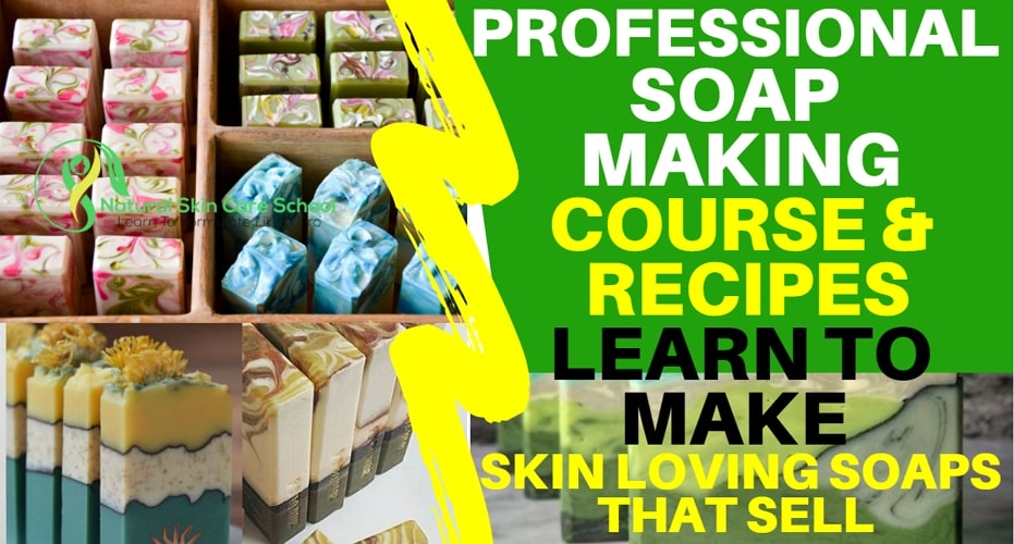professional soap making course