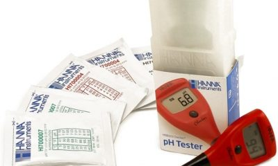 most accurate ph meter cosmetic formulation lab
